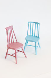 Spoke Chairs 2pcs