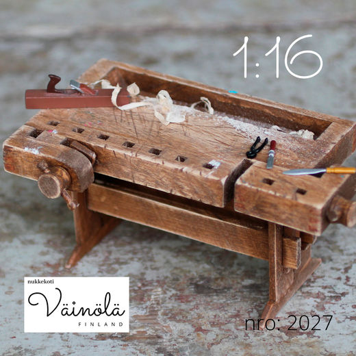 Carpenter's Bench 1:16