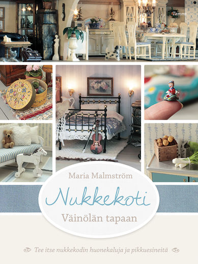 Book, Dollhouse Vainola
