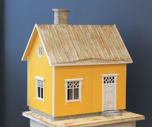Little Cottage, Martta, lasercut kit, 1:12